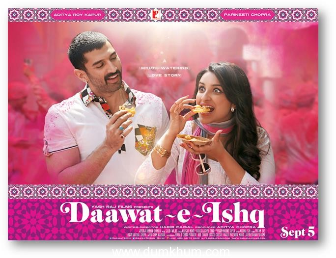 """Daawat-e-Ishq"" …on 5th September 2014"