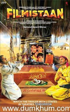Mr Bachchan praises Filmistaan