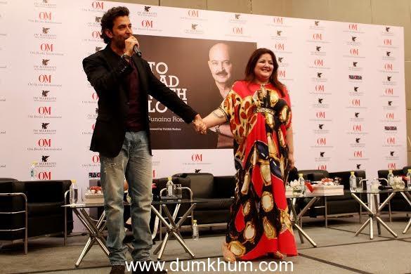 To Dad With Love book launch of Rakesh Roshan | Dumkhum®