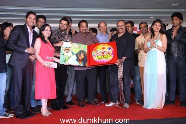 Music of Shreyas Talpade's Highly Anticipated 'Poshter Boyz' launched