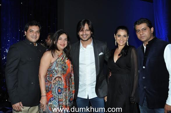 celebrities attend the luxury audio brand harman kardon�s