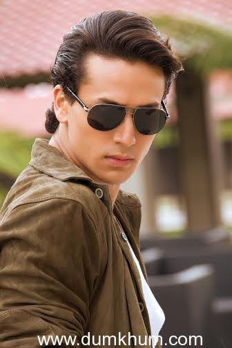 Tiger Shroff produces his tribute to Michael Jackson