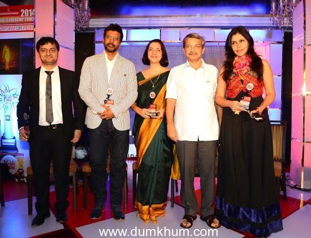 Two Prestigious Awards for Nisha JamVwal within One Year