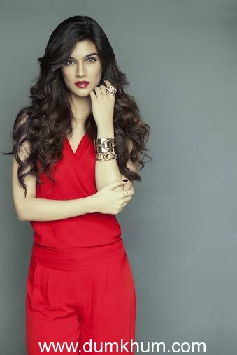 Kriti Sanon bags two young 'A' list brand endorsements.