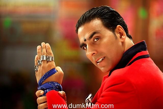 The Khiladi Wins Again- Akshay Kumar ranks 25 Amongst 50 Most Popular Celebrities on Twitter