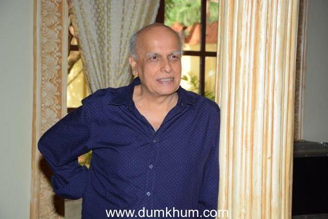 Mahesh Bhatt at the launch of Udann