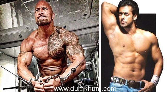 Salman Khan says NO to Dwayne Johnson's Hercules!