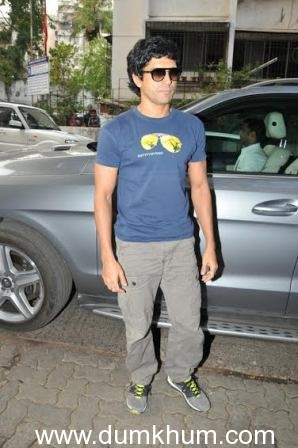 Farhan Akhtar will be seen playing an Anti Terrorist Squad cop in his next film with Vidhu Vinod Chopra