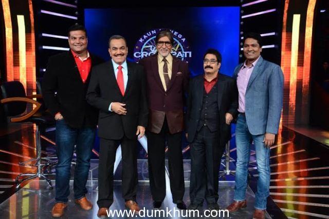 Highlight Sony Entertainment Television – KBC – With CID team
