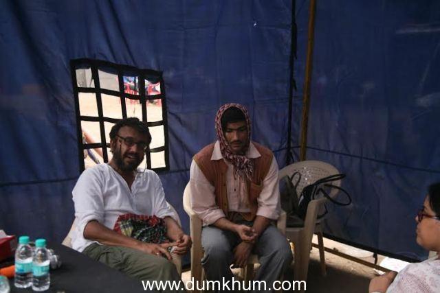 In Detective Byomkesh Bakshy, Sushant Singh Rajput will be seen sharing a long lip lock scene.