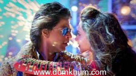SRK – Deepika score a Hat-trick