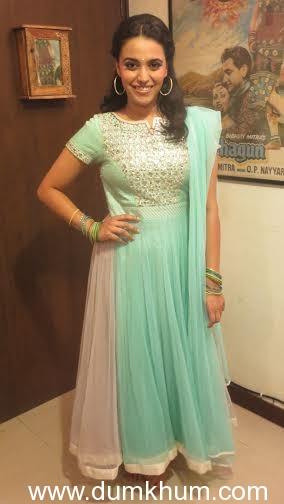 Swara Bhaskar surprises her family this Diwali.
