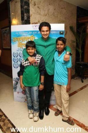 Avatarachi Goshta launches its promotional song