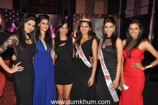 The Grand Finale of KamaSutra Miss Maxim 2015