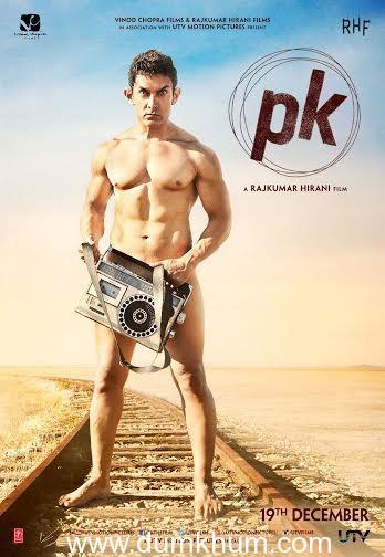 Rajkumar Hirani's PK becomes the fastest film to enter the 200 crore club.