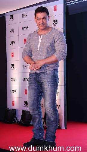 Aamir Khan congratulated Virat Kohli