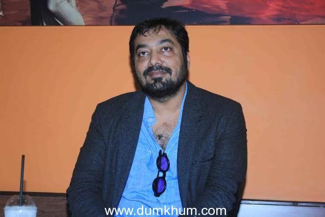 Anurag Kashyap remembers Abir Goswami