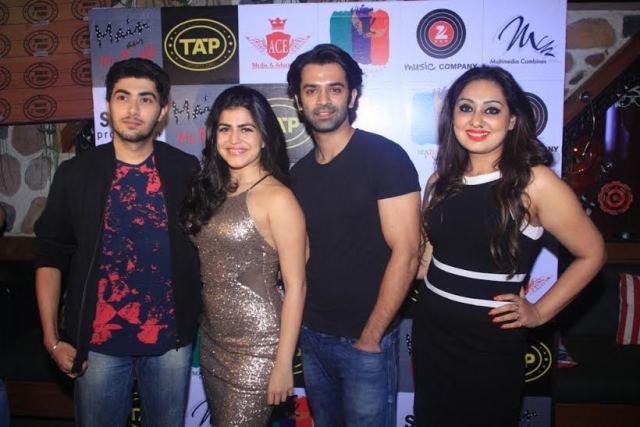 'Main Aur Mr Riight' Lead Pair Barun Sobti & Shenaz Treasurywala Launch the Punjabi Pop chartbuster 'Desi Daru'