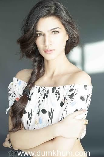 Kriti Sanon is always in the know-how about gizmos and gadgets.