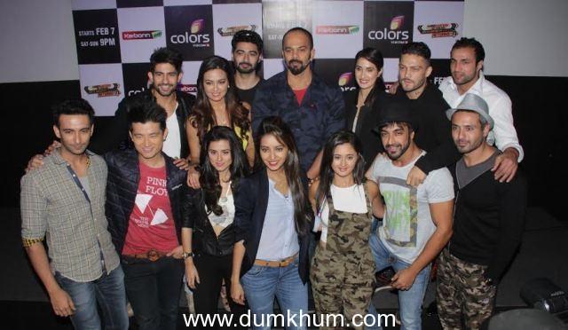 COLORS goes edgy this season with   Khatron Ke Khiladi: Darr Ka Blockbuster Returns