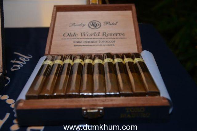 Sofitel Mumbai BKC hosts Rocky Patel with Cigars, Single Malts at Jyran