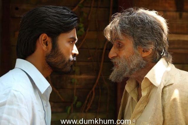 """Mr.Bachchan and Dhanush are originals"" says R.Balki !"