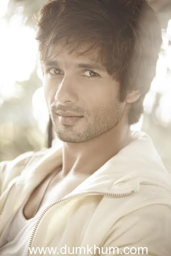 Shahid Kapoor has a busy 2015