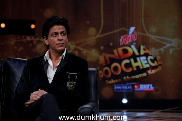 SRK gets nostalgic unfolding an inside story…