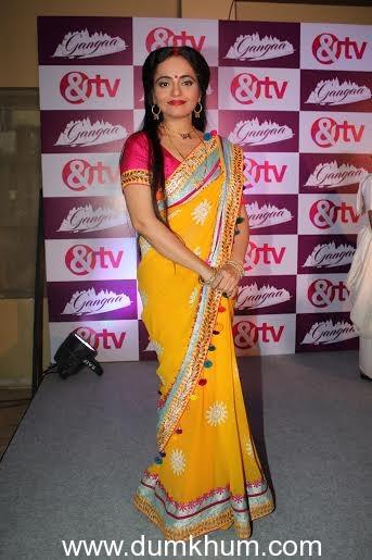 Rakhi Vijan's self-obsessed look in Gangaa
