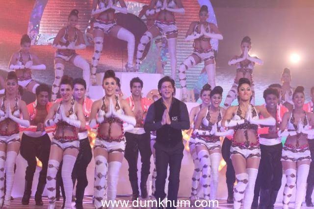 SRK's Shaana dance moves on India Poochega Sabse Shaana Kaun