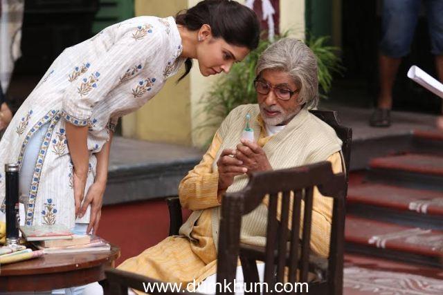 Amitabh Bachchan's Piku connect with his 1971 hit Anand !