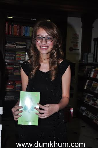 Abhijat Joshi's daughter Anushka Joshi's Book launch