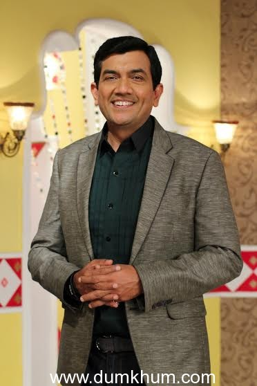 Sanjeev Kapoor goes Digital, Launches New App with a Collection of 8500 Recipes, Created and Altered by the Star Chef himself