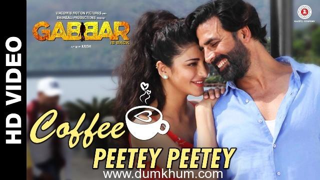 Zee Music Company: Gabbar Song – Coffee Peetey Peetey