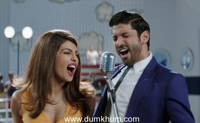 Farhan convinces Priyanka to sing for Dil Dhadakne Do
