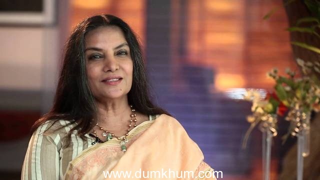 Shabana Azmi Talks About Mijwan