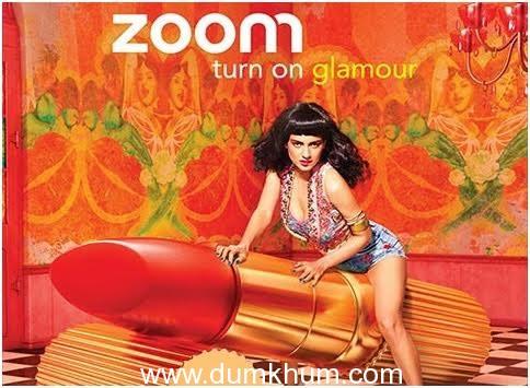 Zoom  signs Kangana Ranaut as brand ambassador; to unveil sleek packaging and programming revamp