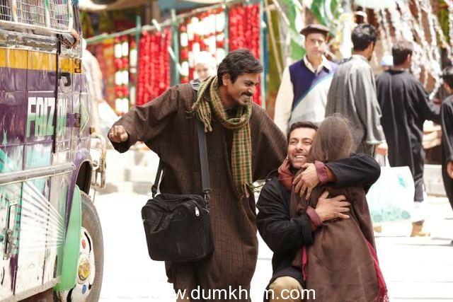 Salman Khan & Nawazuddin Siddiqui – Foes turned Friends 