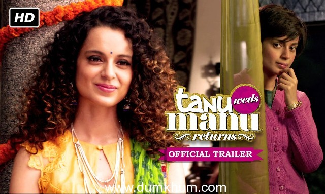Eros International's Tanu Weds Manu Returns swaggers across Rs 100 cr NBOC in India in just 11 days
