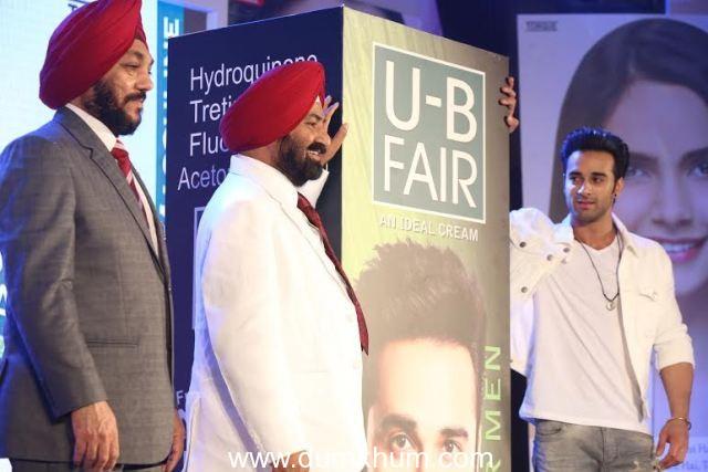 TORQUE U B FAIR launched with PULKIT SAMRAT as Brand Ambassdor