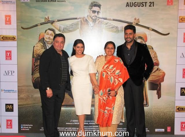 All is Well earns Rs 15.91cr in five days