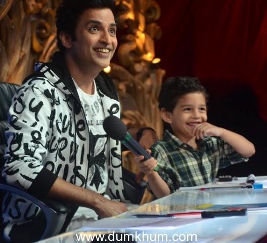 Ganesh Hegde's son Giaan Hegde a hit on 'Jhalak Dikhhla Jaa'