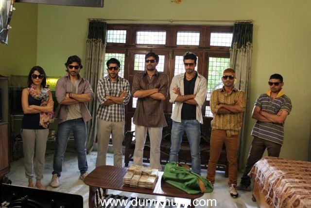 Meeruthiya Gangsters make it home on time for Raksha Bandhan!