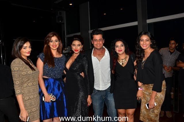 Model Turned Actress Gizele Thakral Celebrates her