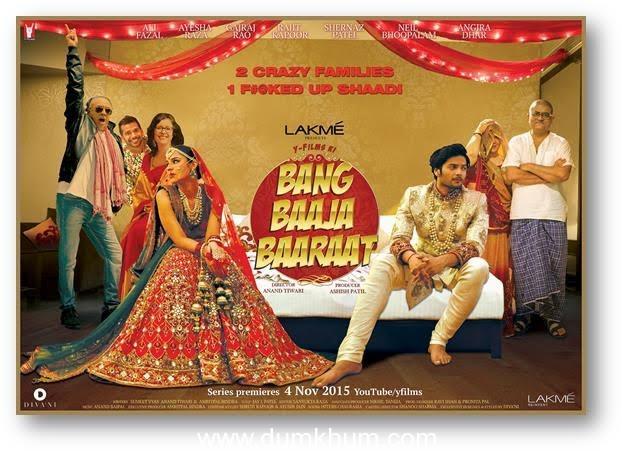 World Premiere Of Y-Films' Bang Baaja Baaraat At Jio MAMI 17th Mumbai Film Festival With Star India