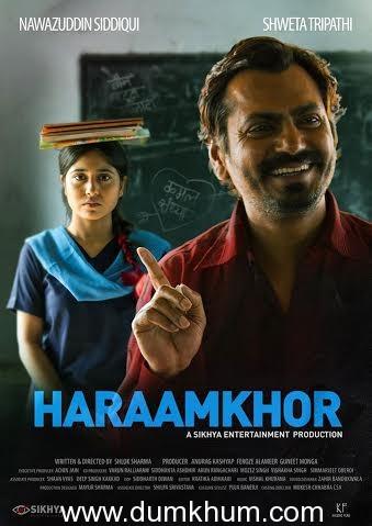 Nawazuddin Siddiqui and Shweta Tripathi's 'Haraamkhor' will be premiered at MAMI