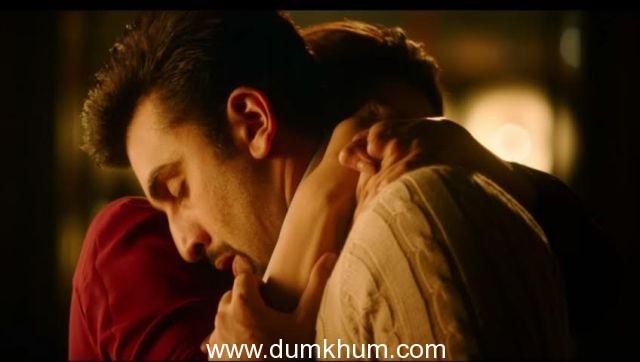 Filming for 'Agar Tum Saath Ho' was emotionally draining for Ranbir-Deepika.