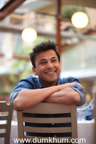 Chef Vikas Khanna misses his school days!
