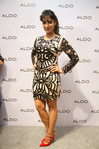 ALDO LAUNCHES ITS HOLIDAY 2015 COLLECTION WITH ACTRESS CHITRANGADA SINGH-1