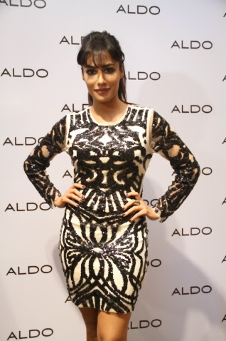 ALDO LAUNCHES ITS HOLIDAY 2015 COLLECTION WITH ACTRESS CHITRANGADA SINGH